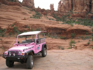 Sedona Jeep Adventure