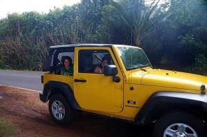 Jeep Rental Kauai Jeep Rentals Jeep Tours Jeep
