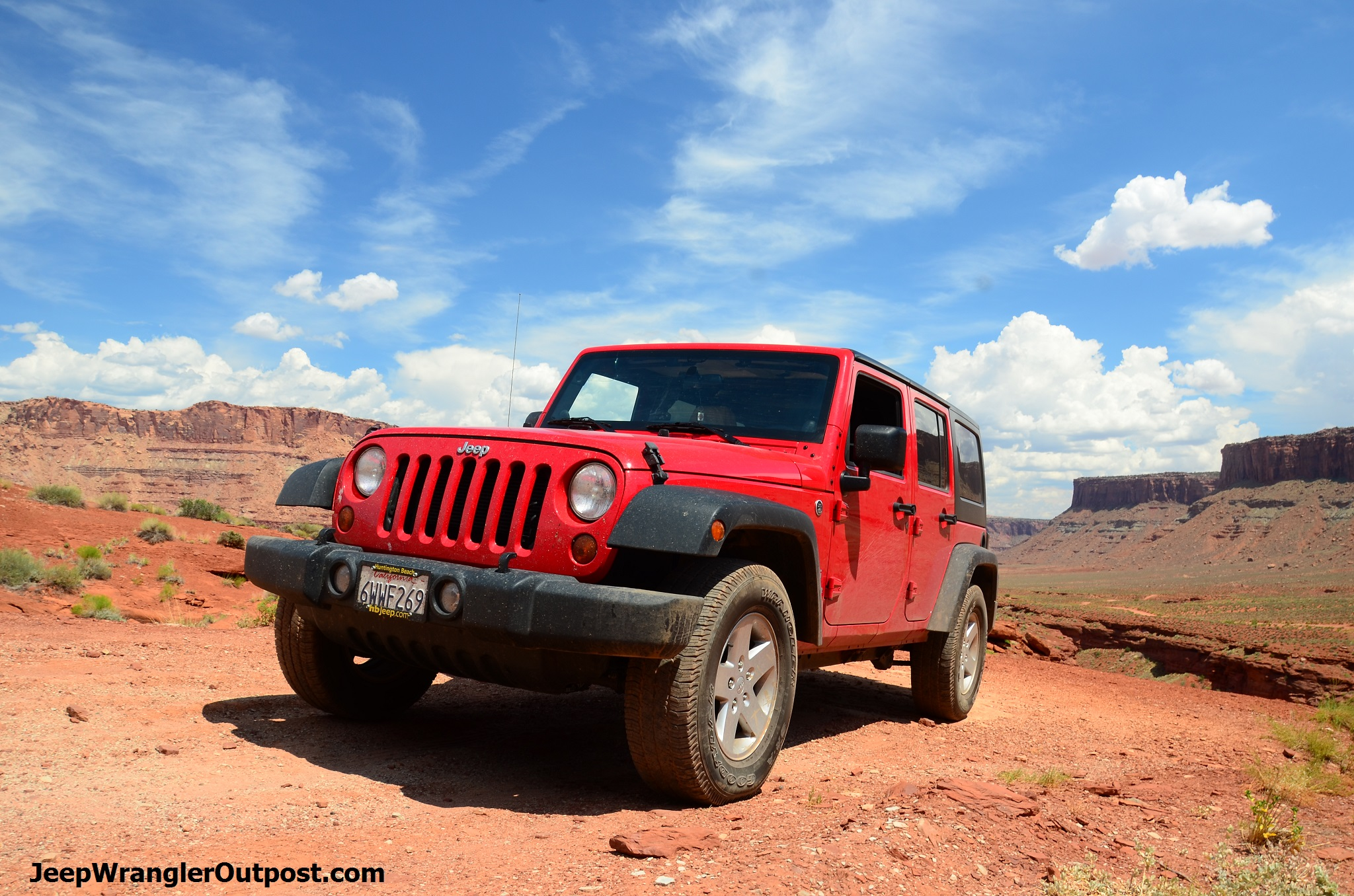 Moab Utah Car Rental Companies