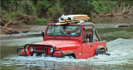 Costa Rica Jeep Rental   Jeep Rentals - Jeep Tours - Jeep ...