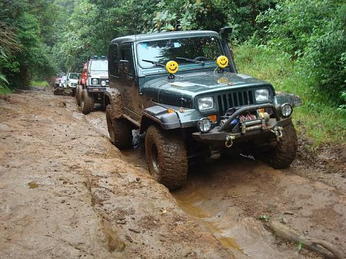 Costa Rica Car Rental Jeep Wrangler