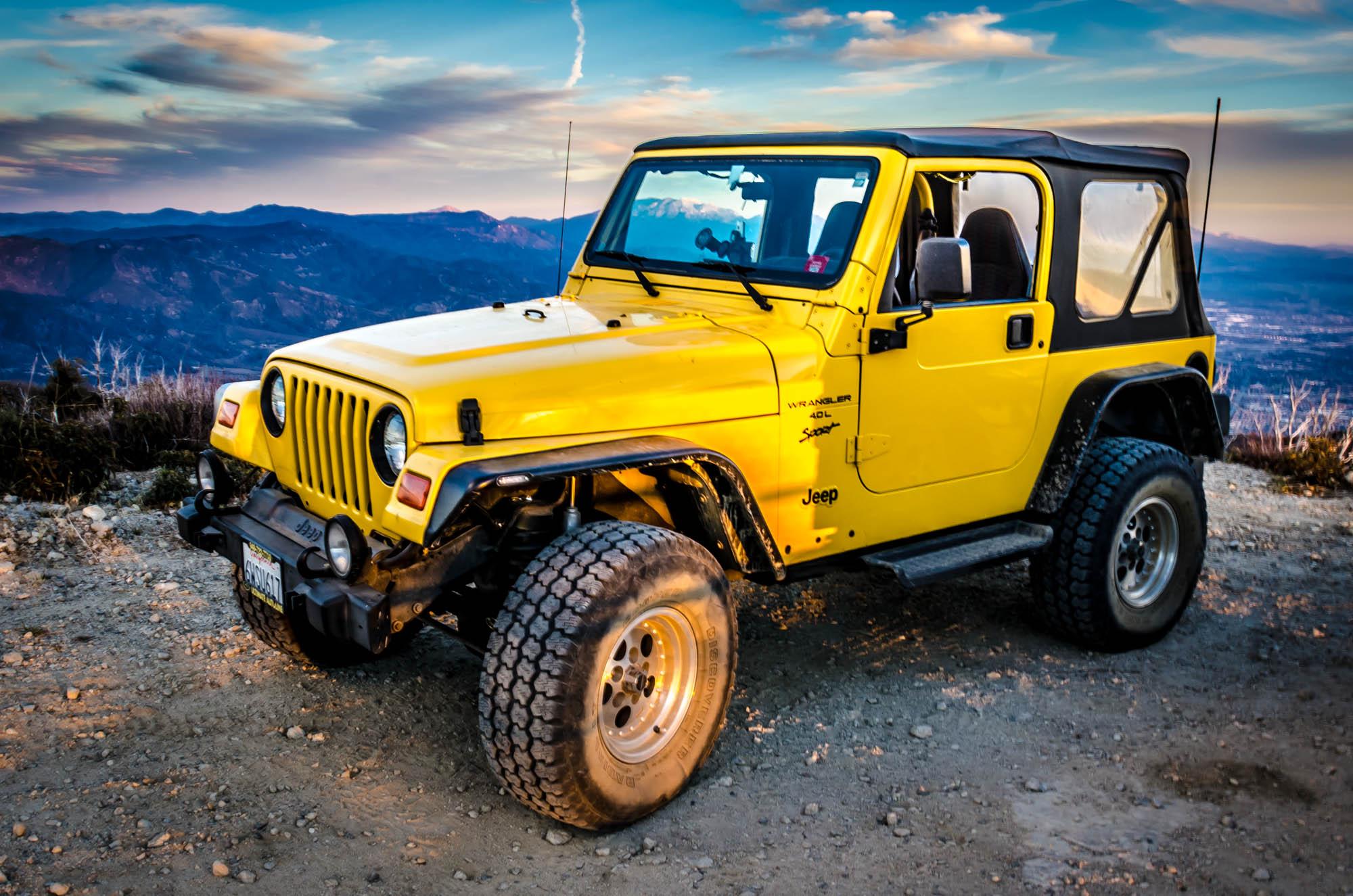 California Jeep Rentals Jeep Rentals Jeep Tours Jeep