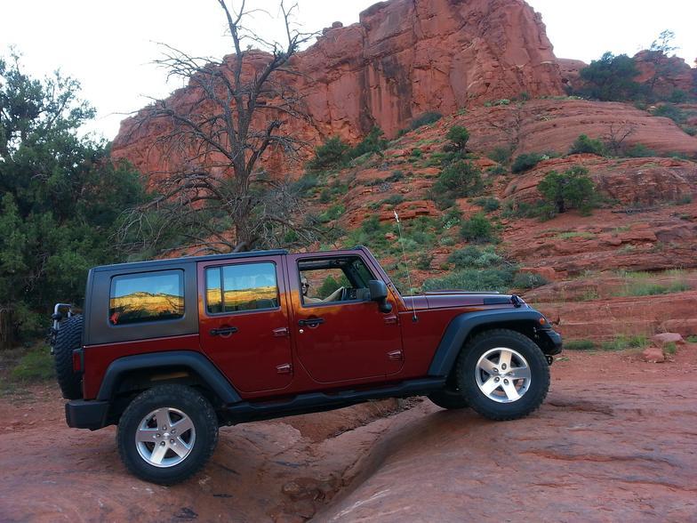 Arizona Jeep Rentals Sedona Jeep Tours ...