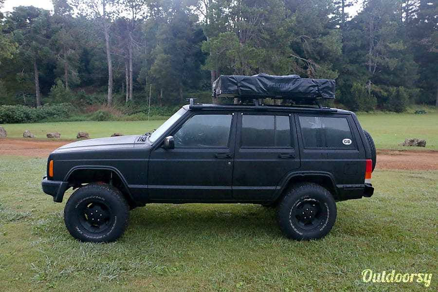 Jeep Xj Roof Top Tent